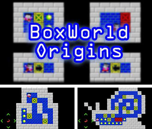 In addition to the game The Adventures Of Sapper for Android phones and tablets, you can also download Boxworld origins for free.