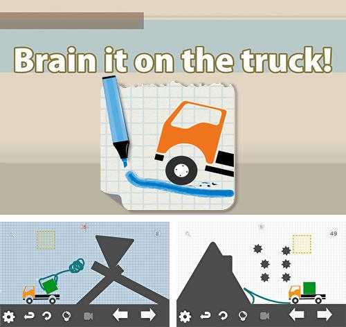 Brain it on the truck