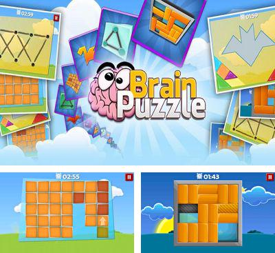 In addition to the game What's My IQ PRO for Android phones and tablets, you can also download Brain Puzzle for free.