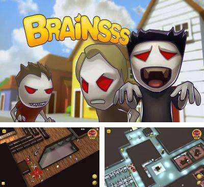 In addition to the game Kew Kew Sky Glider Squirrel for Android phones and tablets, you can also download Brainsss for free.