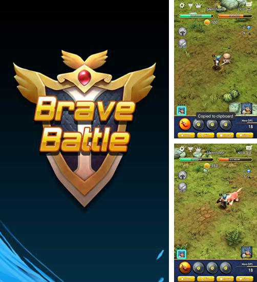 In addition to the game Combo heroes for Android phones and tablets, you can also download Brave battle for free.