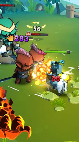 Brave hero screenshot 1