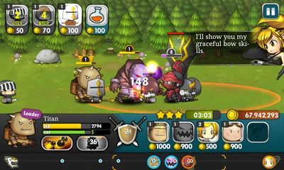Brave Heroes screenshot 4