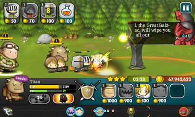 Brave Heroes screenshot 5