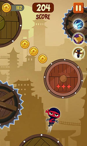 Brave ninja screenshot 3