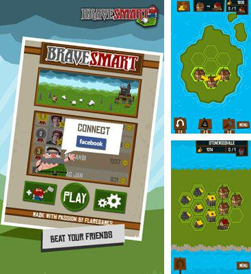 In addition to the game Forgotten Mysteries for Android phones and tablets, you can also download BraveSmart for free.