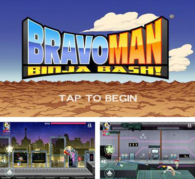 In addition to the game Bunny Shooter for Android phones and tablets, you can also download Bravoman Binja Bash for free.