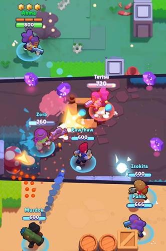 Screenshots von Brawl stars für Android-Tablet, Smartphone.