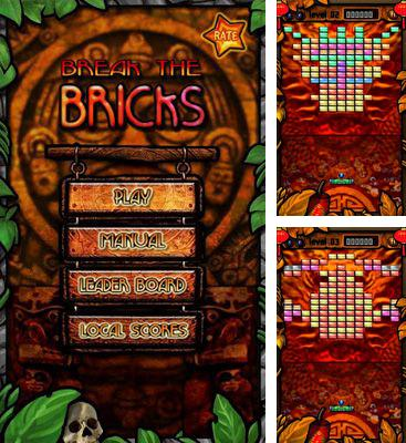 In addition to the game Peti for Android phones and tablets, you can also download Break the Bricks for free.
