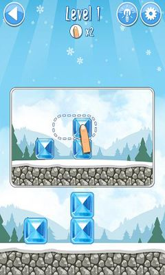 Download Break The Ice - Snow World Android free game.