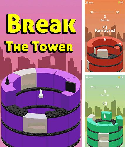 Break the tower: Tower jump
