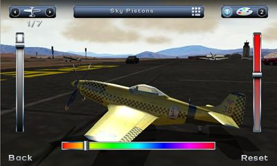Screenshots von Breitling Reno Air Races für Android-Tablet, Smartphone.