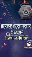 Brick breaker star: Space king APK