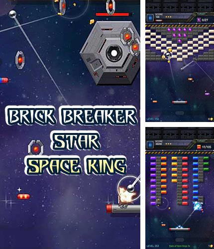 En plus du jeu Papier pour téléphones et tablettes Android, vous pouvez aussi télécharger gratuitement Star de la destruction des blocs: Roi spatial, Brick breaker star: Space king.