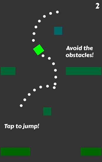 Brick jump screenshot 2
