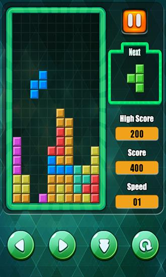 Brick puzzle: Block classic screenshot 1