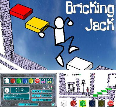 In addition to the game Vermin for Android phones and tablets, you can also download Bricking Jack for free.