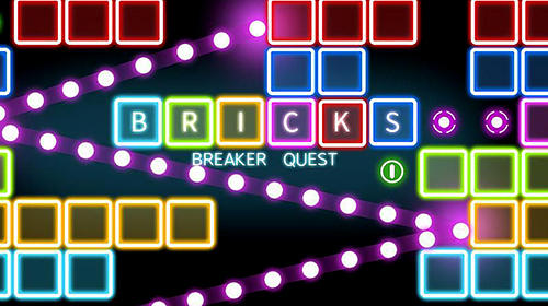 Bricks breaker quest poster