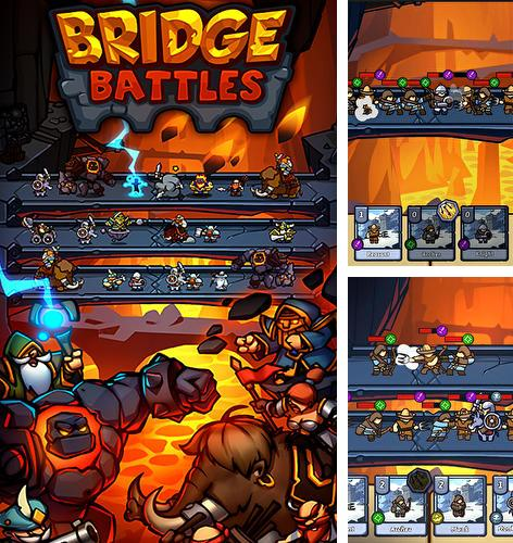 Bridge battles: Tactical card RPG