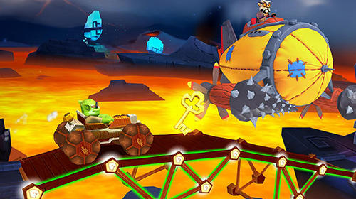 Bridge builder adventure screenshot 3