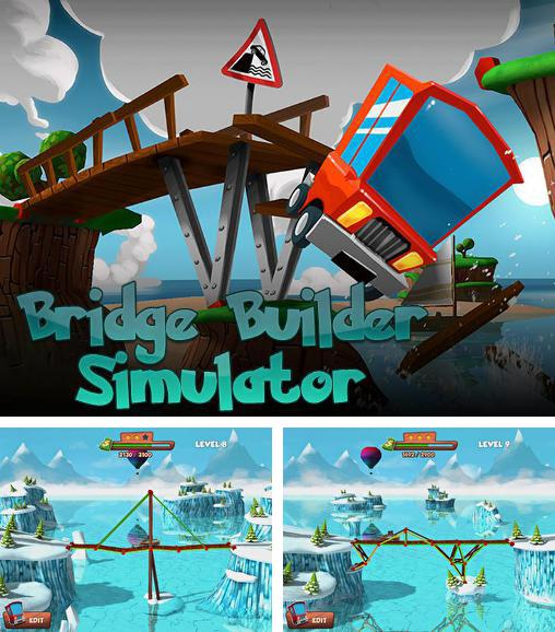 In addition to the game Bridge Architect for Android phones and tablets, you can also download Bridge builder simulator for free.