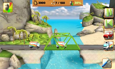 Bridge Constructor Playground скриншот 5