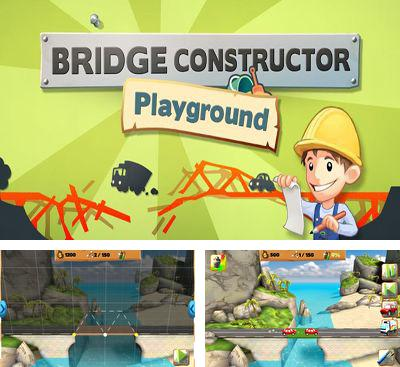 In addition to the game Bridge Architect for Android phones and tablets, you can also download Bridge Constructor Playground for free.