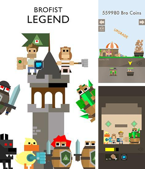 In addition to the game Sweet kingdom 2 for Android phones and tablets, you can also download Brofist legend for free.
