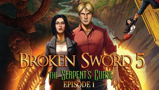 Broken sword 5: The serpent's curse. Episode 1: Paris in the spring poster