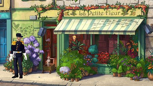 Broken sword 5: The serpent's curse. Episode 1: Paris in the spring screenshot 5