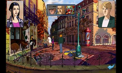 Broken Sword screenshot 1