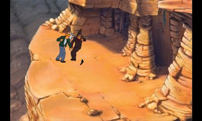 Broken Sword screenshot 4