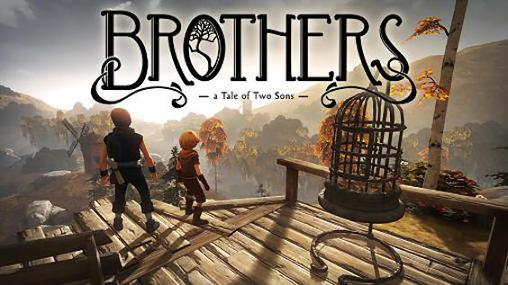 Brothers: A tale of two sons poster