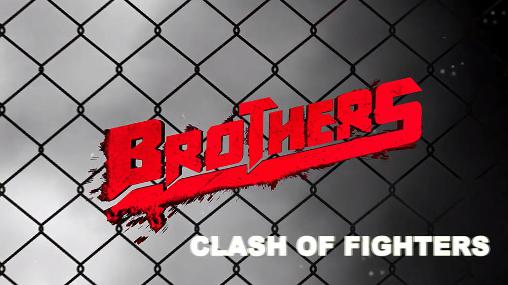Brothers: Clash of fighters обложка