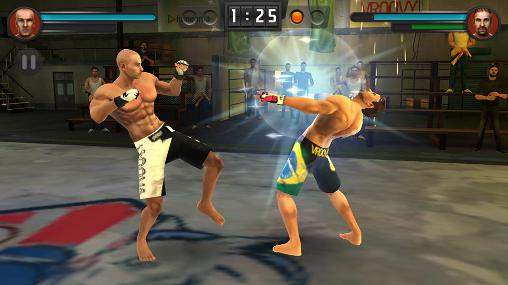 Screenshots von Brothers: Clash of fighters für Android-Tablet, Smartphone.