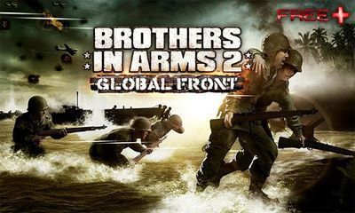 Brothers in Arms 2 Global Front HD обложка
