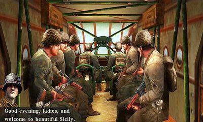 Kostenloses Android-Game Waffenbrüder 2: Globale Front HD. Vollversion der Android-apk-App Hirschjäger: Die Brothers in Arms 2 Global Front HD für Tablets und Telefone.