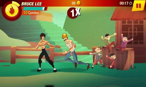 Kostenloses Android-Game Bruce Lee: Enter the Game. Vollversion der Android-apk-App Hirschjäger: Die Bruce Lee: Enter the game für Tablets und Telefone.