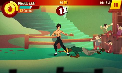 Bruce Lee: Enter the game скриншот 2