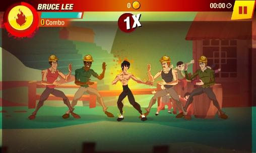 Screenshots von Bruce Lee: Enter the game für Android-Tablet, Smartphone.