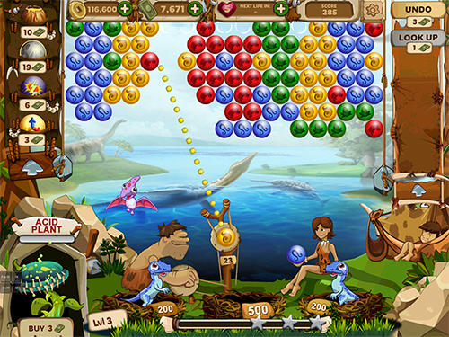 Bubble age screenshot 2