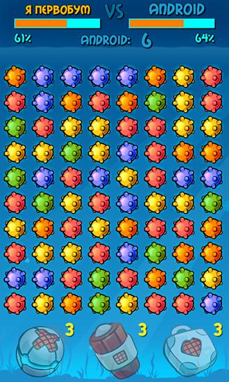 Bubble battle für Android spielen. Spiel Bubble Battle kostenloser Download.