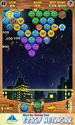 Screenshots von Bubble Bird für Android-Tablet, Smartphone.