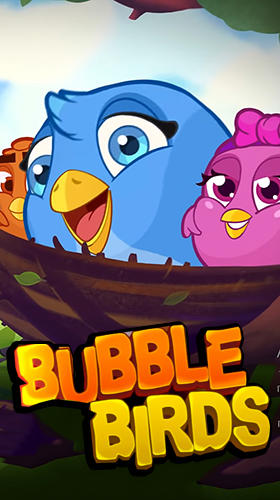 Bubble birds 5: Color birds shooter
