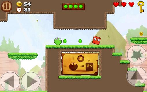 Bubble blast adventure screenshot 1