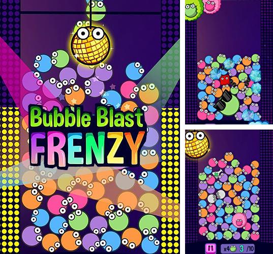 In addition to the game Bunny pop for Android phones and tablets, you can also download Bubble blast frenzy for free.