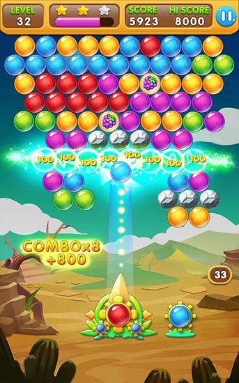 Bubble blast mania screenshot 1