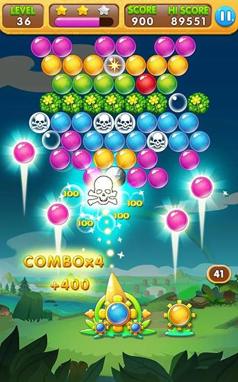 Bubble blast mania screenshot 3
