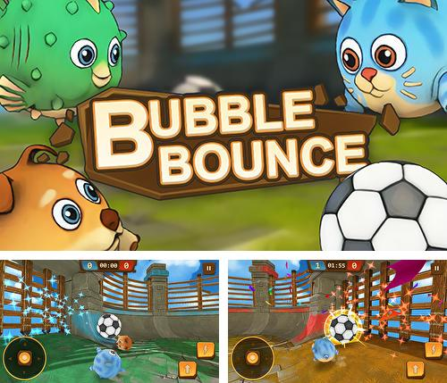 Bubble bounce: League of jelly