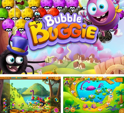 Bubble buggie pop